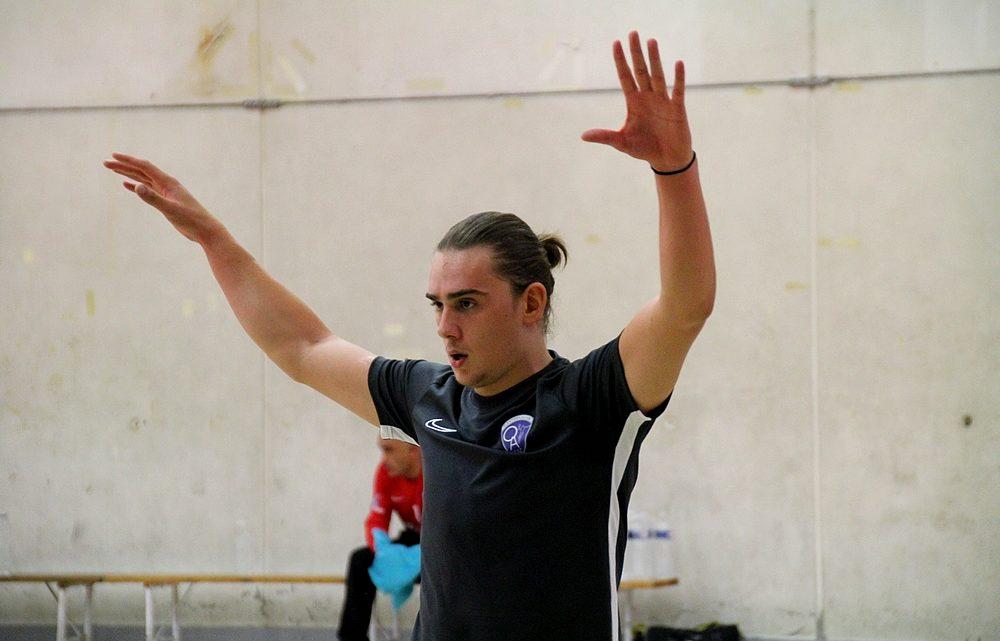 Thomas Saint Voirin vise le top
